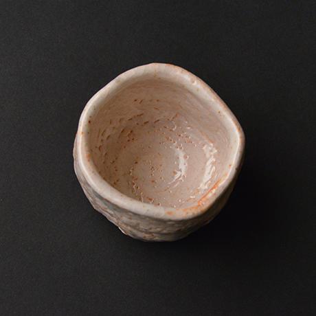 「No.20 志野ぐい吞 / Sake cup, Shino」の写真 その3