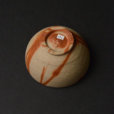 「No.21 備前火襷飯碗 小 / Small rice bowl, Bizen hidasuki」の写真 その4