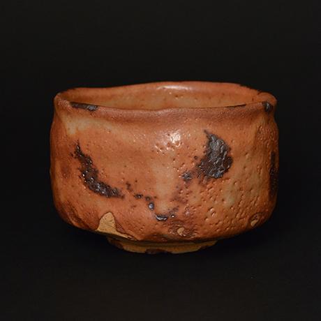 「No.3 赤志野茶盌 / Tea bowl, Aka-shino」の写真 その1