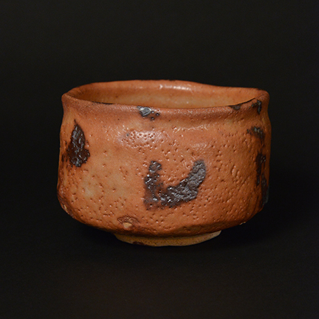「No.3 赤志野茶盌 / Tea bowl, Aka-shino」の写真 その2