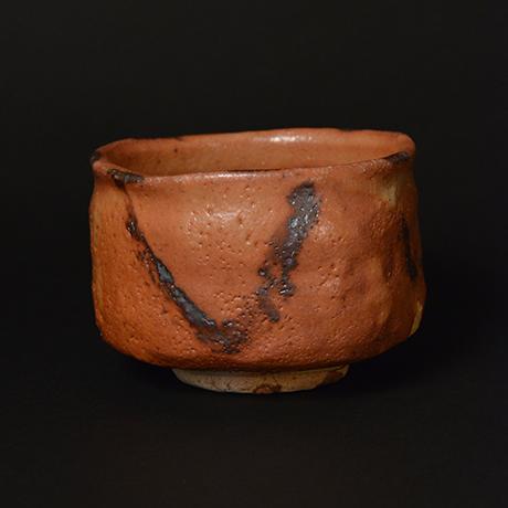 「No.3 赤志野茶盌 / Tea bowl, Aka-shino」の写真 その4