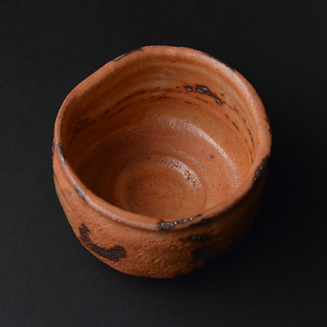 「No.3 赤志野茶盌 / Tea bowl, Aka-shino」の写真 その5