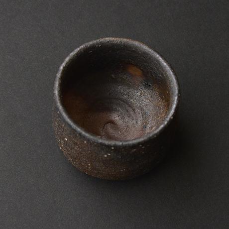「No.31 備前窯変酒呑 / Guinomi, Bizen yohen」の写真 その3