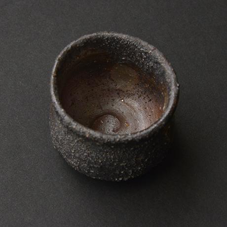 「No.35 備前窯変酒呑 / Guinomi, Bizen yohen」の写真 その3