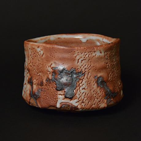 「No.4 紫志野茶盌 / Tea bowl, Murasaki-shino」の写真 その1