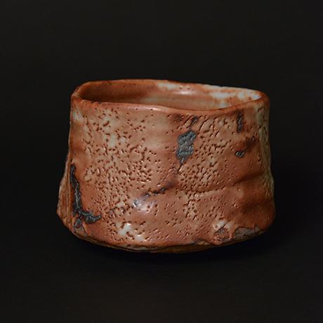「No.4 紫志野茶盌 / Tea bowl, Murasaki-shino」の写真 その2