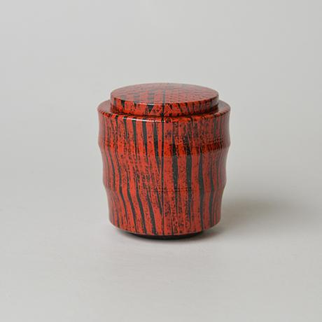 「No.13(図16) 色絵洋彩蓋物 / Covered vessel, Overglaze enamels」の写真 その1