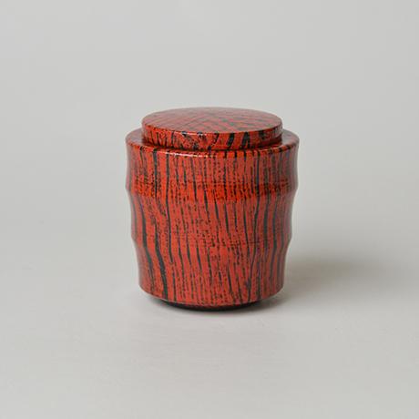 「No.13(図16) 色絵洋彩蓋物 / Covered vessel, Overglaze enamels」の写真 その2