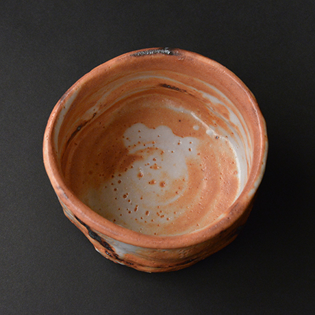 「DM1 赤志野茶盌 / Chawan, Aka-shino」の写真 その5